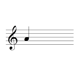 ラ / A4