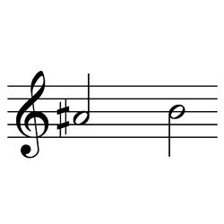 ラ♯~シ(シ♭~ド♭)/ A#4~B4(B♭4~C♭5)