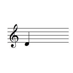 レ / D4
