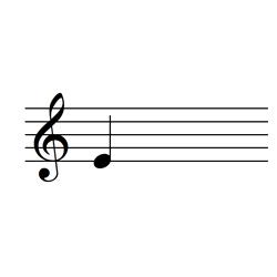 ミ / E4