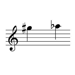 ソ♯・ラ♭ / G♯5・A♭5