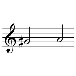 ソ♯~ラ / G#4~A4